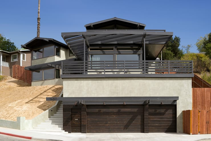 Lopez House:  Houses by Martin Fenlon Architecture