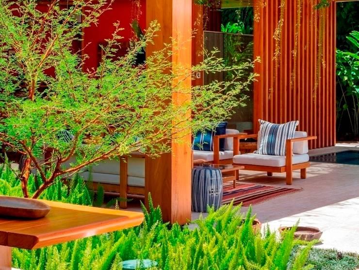 JPA Leblon: Jardins  por Landscape Paisagismo