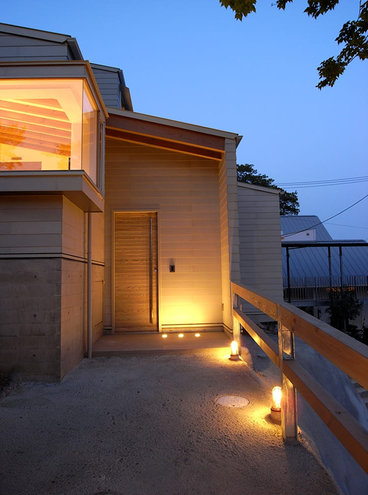HKH: atelier FISH | アトリエ・フィッシュが手掛けた家です。
