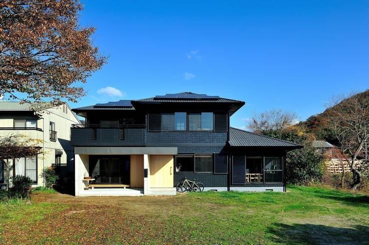 ファサード アフター: アトリエセッテン一級建築士事務所が手掛けた家です。