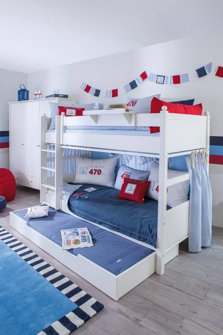 Etagenbett Sailing:  Kinderzimmer von annette frank gmbh