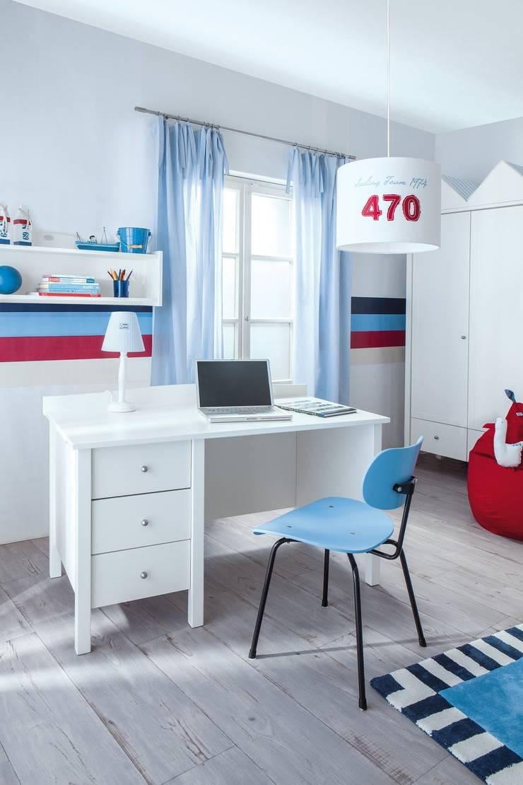 Schreibtisch:  Kinderzimmer von annette frank gmbh