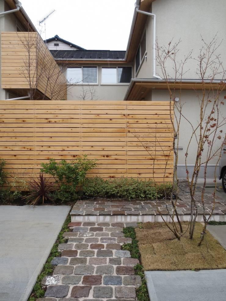 朝霞の家: 新井アトリエ一級建築士事務所が手掛けた家です。