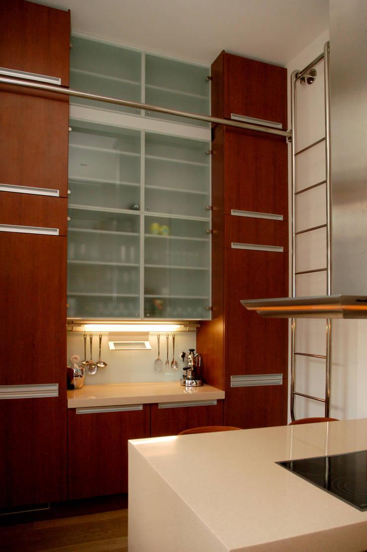 Kitchen by Anna Buczny PROJEKTOWANIE WNĘTRZ, Modern