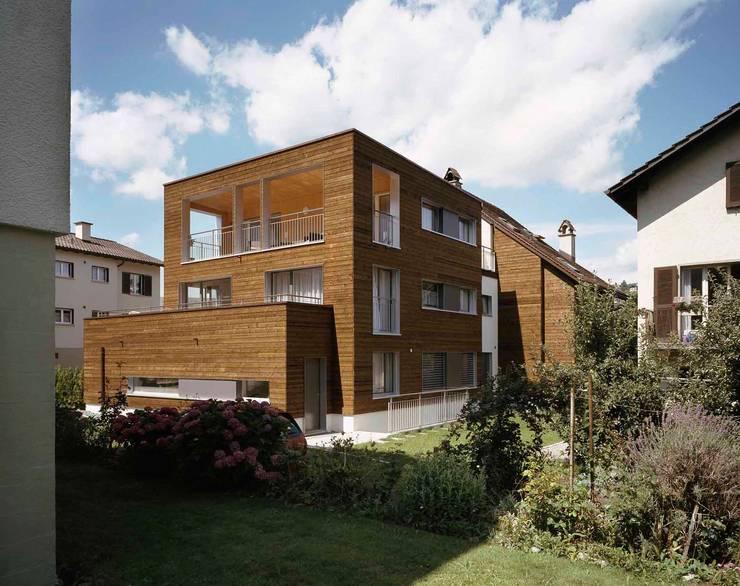 Дома в . Автор – hwp ARCHITEKTEN AG