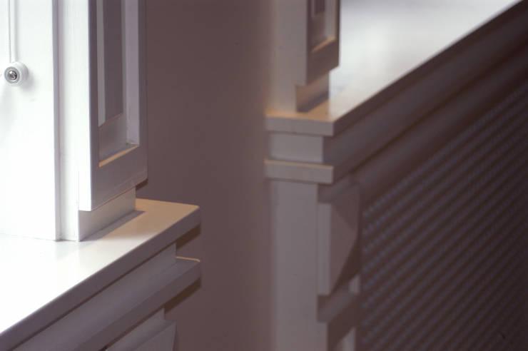 Anna Buczny PROJEKTOWANIE WNĘTRZ  kuchnia: styl , w kategorii Okna i drzwi zaprojektowany przez Anna Buczny PROJEKTOWANIE WNĘTRZ,