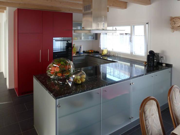 Кухни в . Автор – hwp ARCHITEKTEN AG