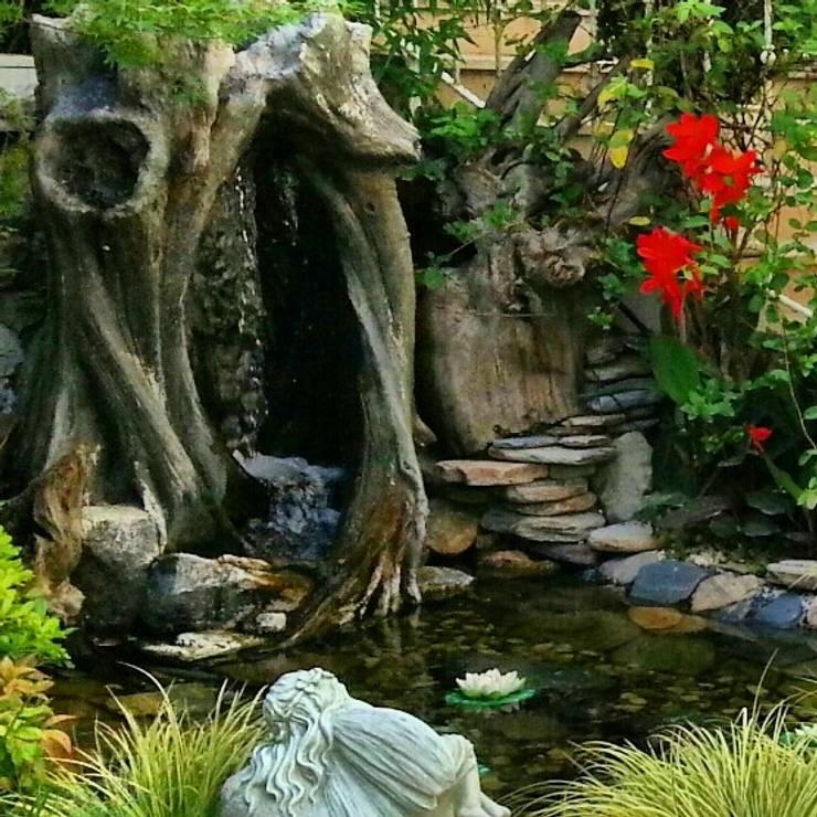 abelia peyzaj – acarkent:  tarz Bahçe