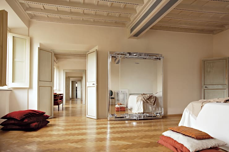 Bedroom by Technogym Germany GmbH, Modern