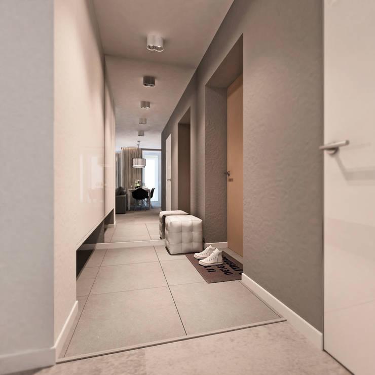 Квартал Декабристов/гостиная: Гостиная в . Автор – Студия архитектуры и дизайна artugol