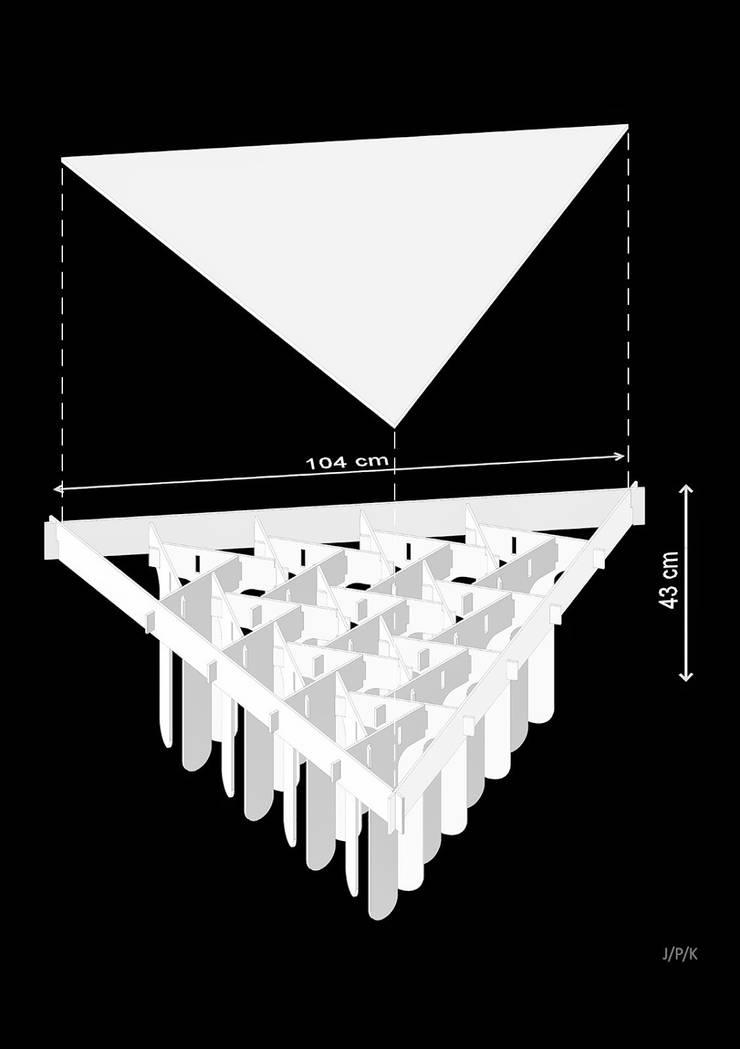 stolik ze sklejki: styl , w kategorii  zaprojektowany przez Jakub Piotr Kalinowski,Industrialny