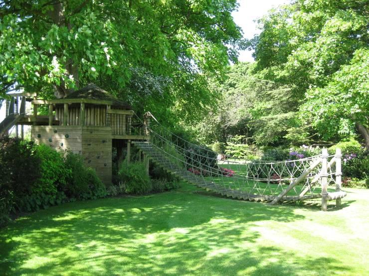 The Old Vicarage, Lancashire:   by Barnes Walker Ltd