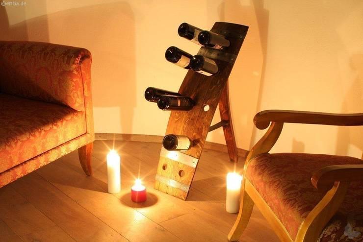rustic Wine cellar by entia