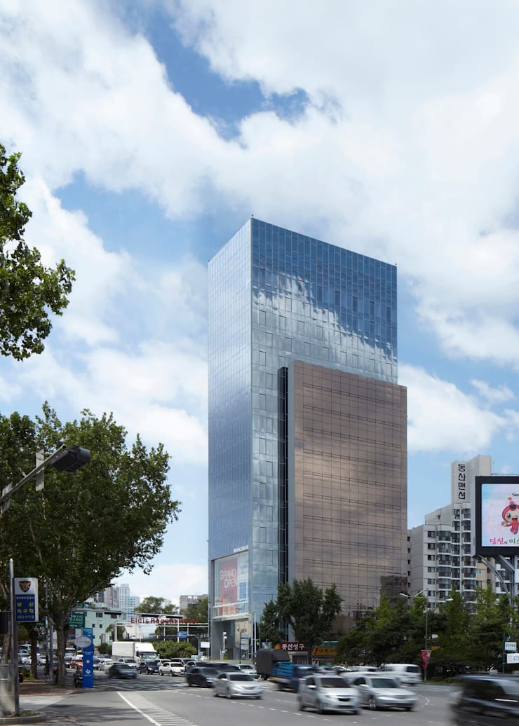 대구 메디컬 센터: ADF Architects의  병원