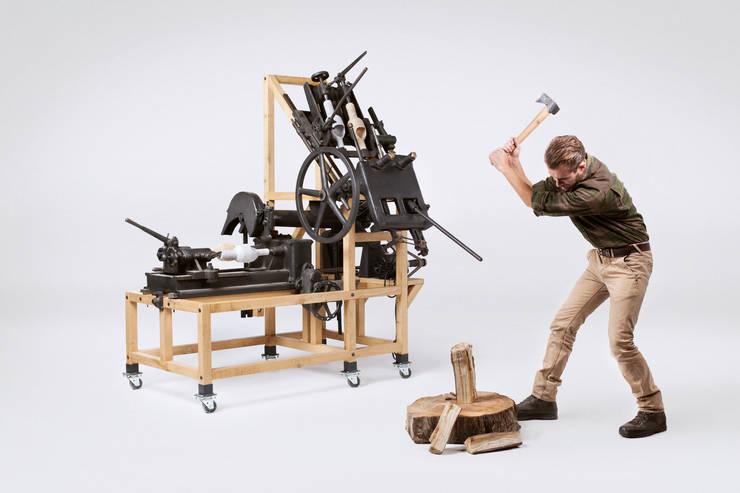 Machine:   door Studio Daan Brandenburg