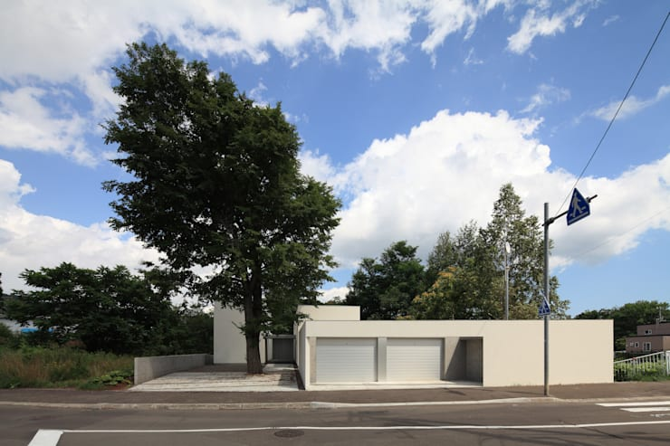 Rumah Modern Oleh 株式会社コウド一級建築士事務所 Modern