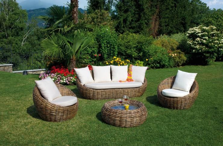 Jardines de estilo  por El Jardín de Ana