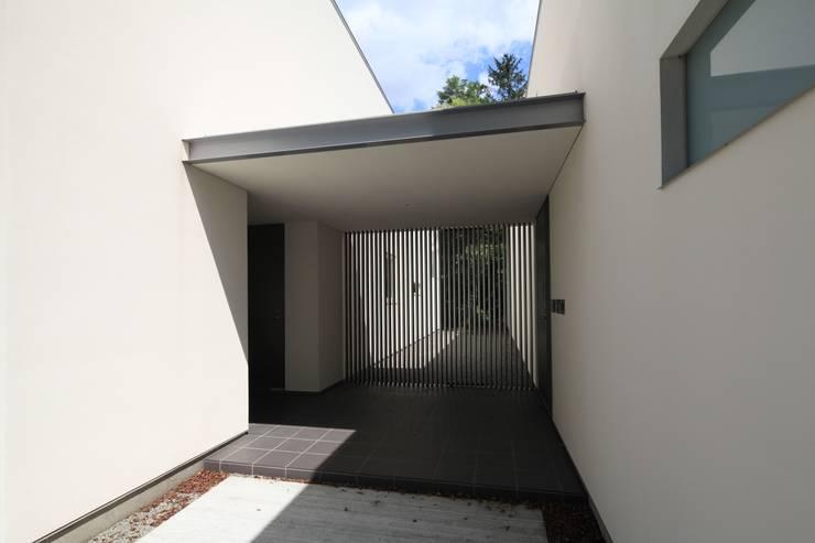 Moderne Häuser von 株式会社コウド一級建築士事務所 Modern