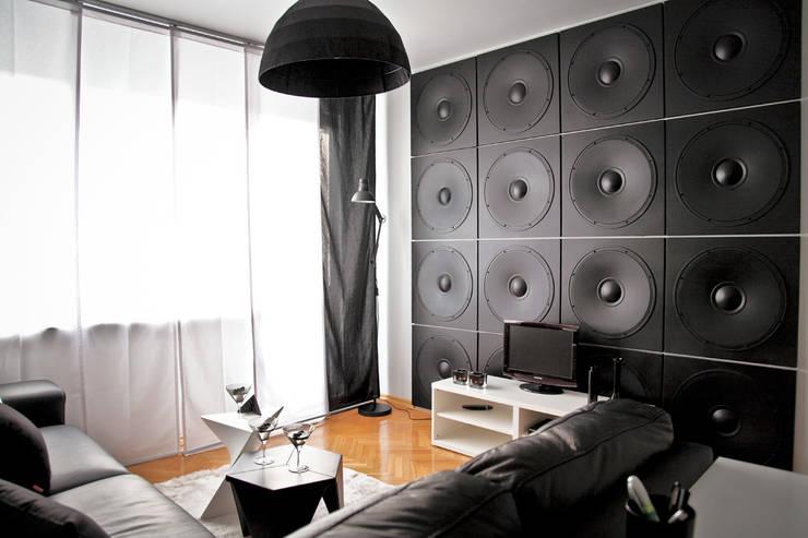 Motto 3d Wandpaneele By Loft Design System Deutschland Homify