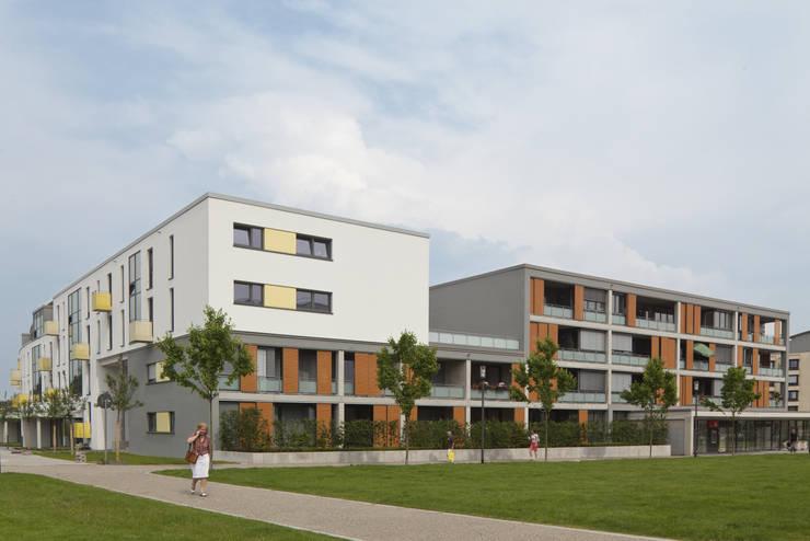 koschany zimmer architekten kza architektur zum leben wohnen im pier 78 in essen homify. Black Bedroom Furniture Sets. Home Design Ideas