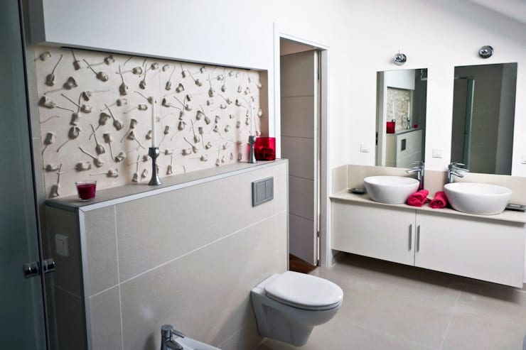 Bathroom by Loft Design System Deutschland - Wandpaneele aus Bayern