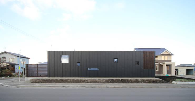 HGCNH: 株式会社コウド一級建築士事務所が手掛けた家です。,