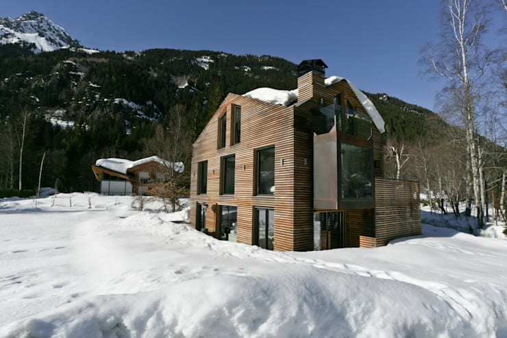 Дома в . Автор – Chevallier Architectes