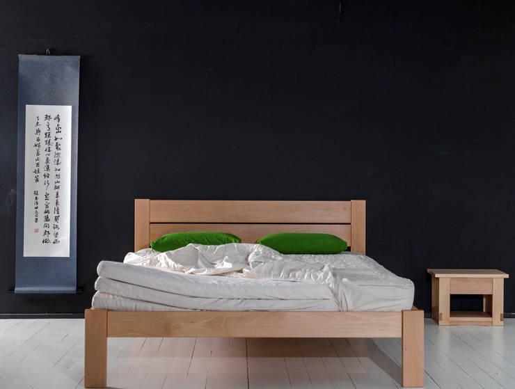 Dormitorios de estilo minimalista por Haiku-Futon