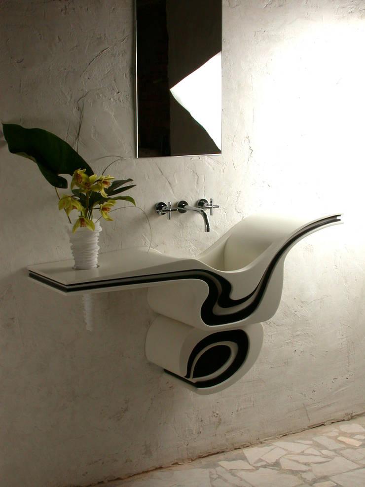 Bathroom by Anna Buczny PROJEKTOWANIE WNĘTRZ, Modern