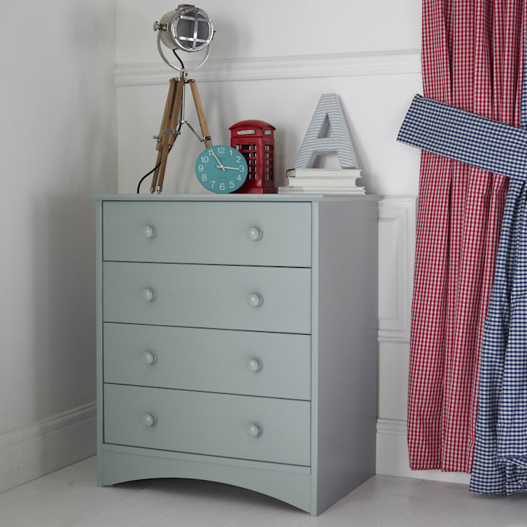 Barney and Boo Chest of Drawers: classic  by Little Lucy Willow, Classic