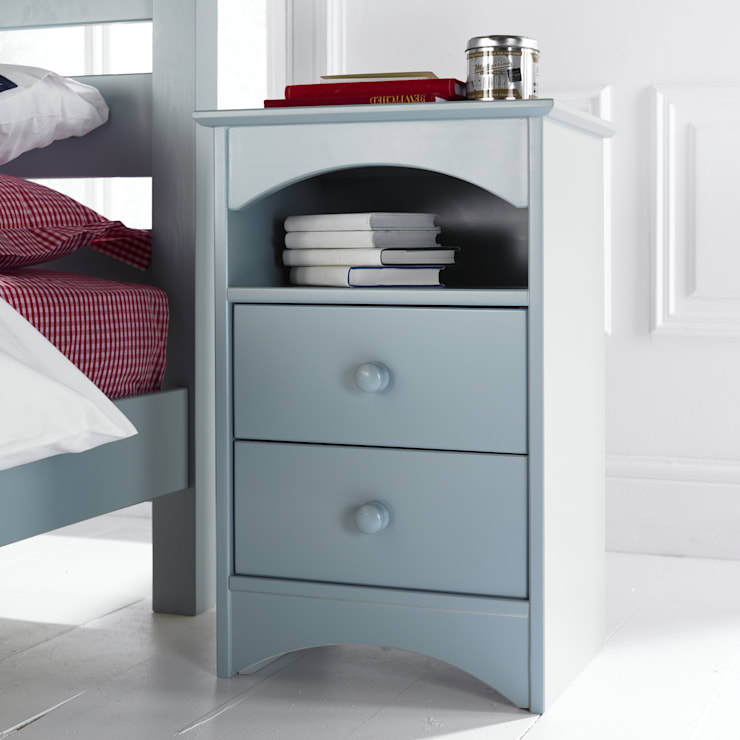 Barney and Boo Bedside Table: classic  by Little Lucy Willow, Classic