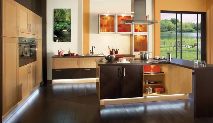 مطبخ تنفيذ Atelier Cuisine