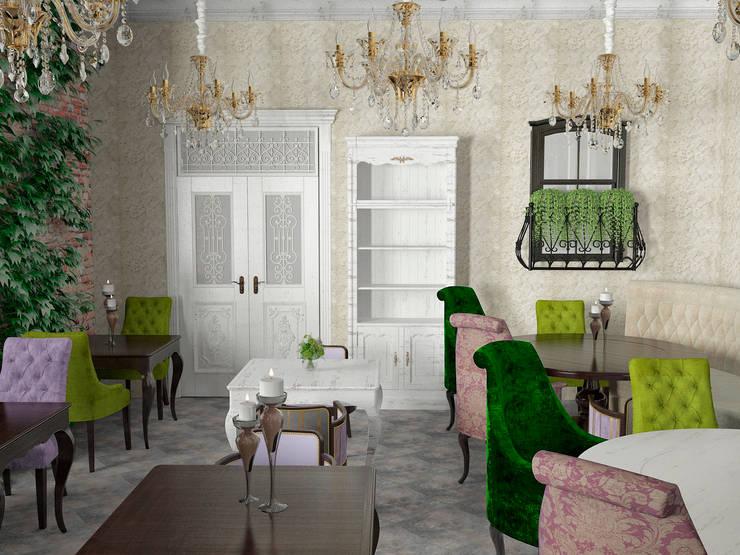 Ресторан : Ресторации в . Автор – Проектное бюро O.Diordi