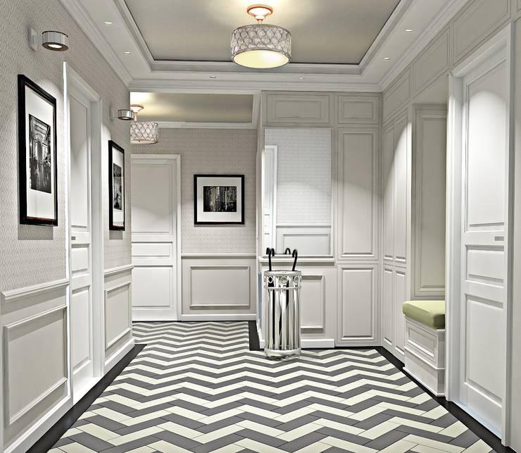 Koridor dan lorong oleh Ivory Studio, Klasik