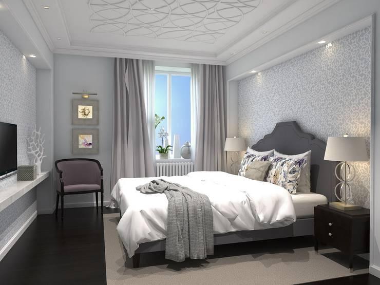 Kamar Tidur oleh Ivory Studio, Klasik