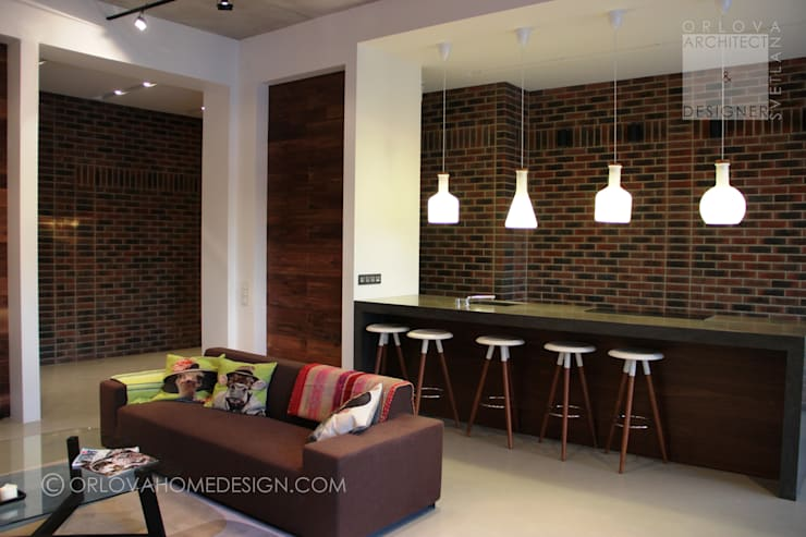 من Orlova Home Design صناعي