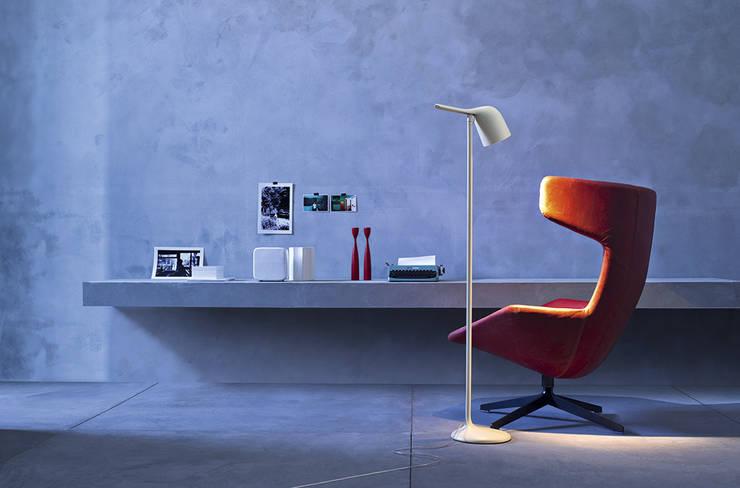 Lámpara Colibri de Foscarini: Salones de estilo  de XETAI ALTZARIAK