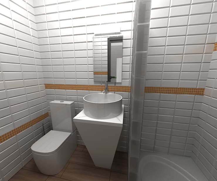 Bathroom by SpacePlace