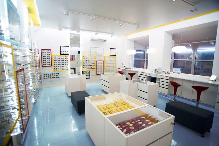 торговый зал: Коммерческие помещения в . Автор – artemuma - архитектурное бюро