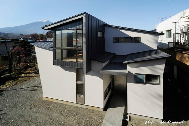house Y: フカサワマサキ建築事務所が手掛けた家です。