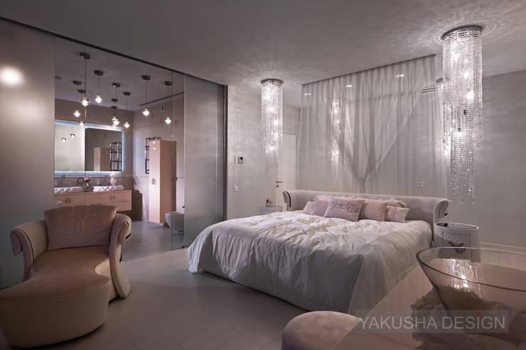 Yakusha Designが手掛けた寝室