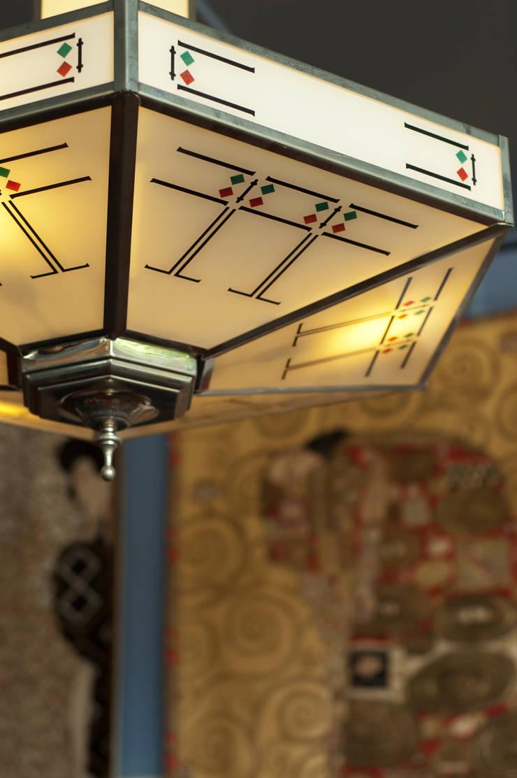 Hanglamp Amsterdam:   door De blauwe Deel Webwinkels, Eclectisch