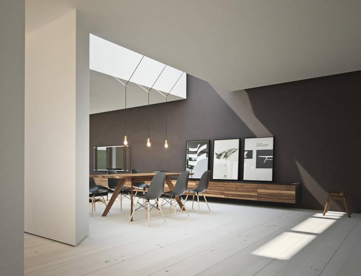 c-house/564int: Столовые комнаты в . Автор – psh