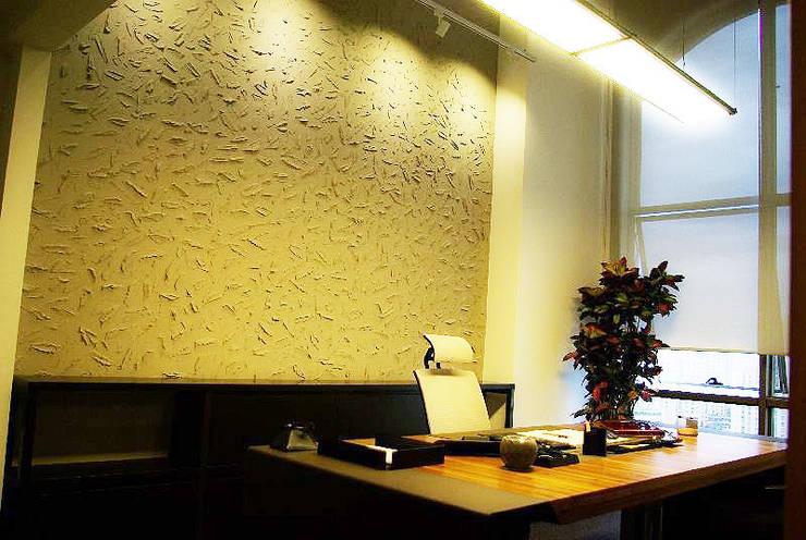 na-md Mimarlık – Mutlutürk İnşaat Ofis:  tarz Ofis Alanları