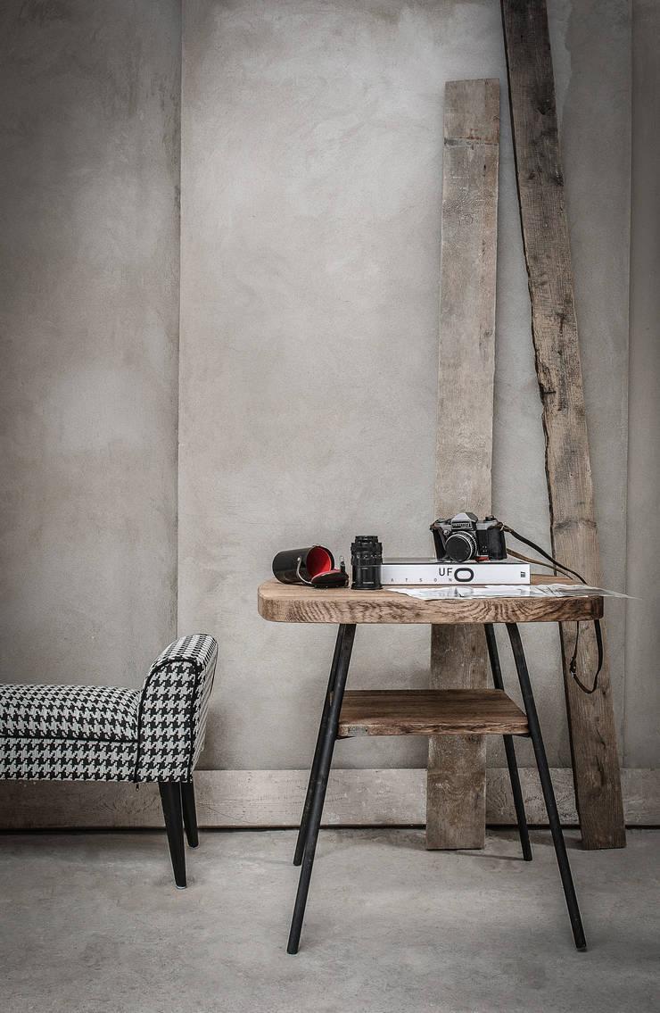 Stolik Kawowy: styl , w kategorii Salon zaprojektowany przez Kornik
