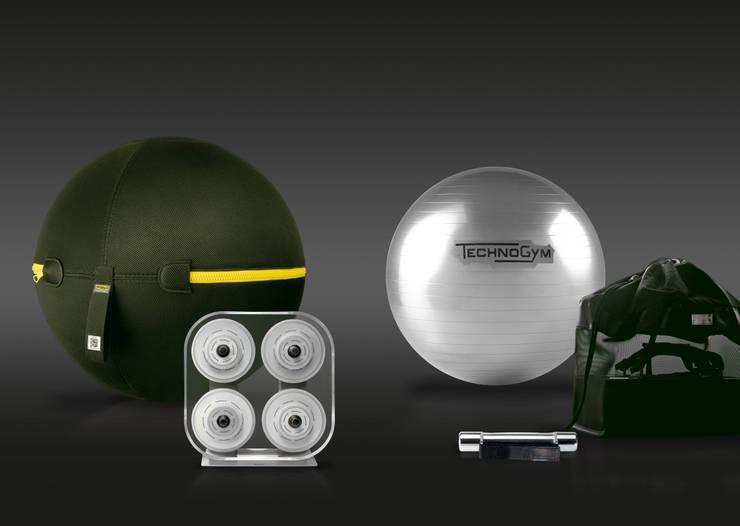 Projekty,  Siłownia zaprojektowane przez Technogym Germany GmbH
