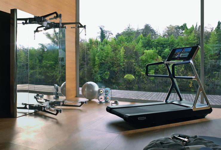 RUN PERSONAL:  Fitnessraum von Technogym Germany GmbH