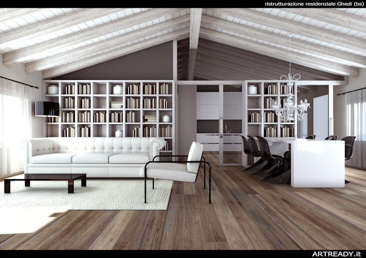 Salas de estar  por ARTREADY