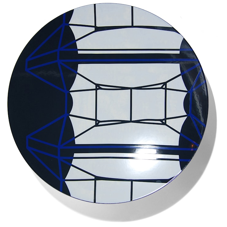 After Michael - enamel bowl: modern  by People Will Always Need Plates, Modern