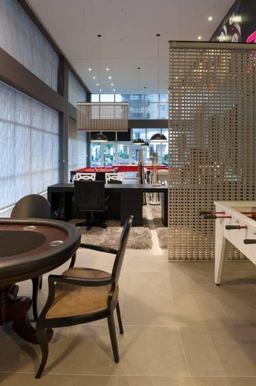 LOJA 7BALL: Lojas e imóveis comerciais  por Adriane Cesa Arquitetura,Moderno